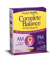 complete balance menopause formula natrol - pomoć kod tegoba menopauze