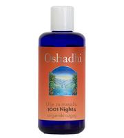 ulje za senzualnu masažu 1001 night