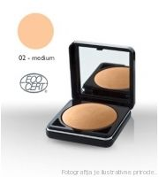 prirodni puder u kamenu medium - alva make up