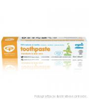 prirodna organska dječja zubna pasta bez fluora