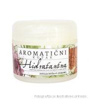 hidratanzna dnevna aroma krema za suhu kožu divlja ruža i geranij aromatični kutak