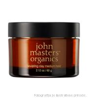 glina za učvrščivanje kose sa mat efektom - john masters organics