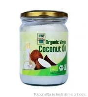 djevičansko kokosovo ulje, organski uzgoj