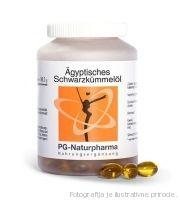 ulje egipatskog crnog kima kapsule PG Naturpharma