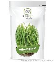 pšenična trava u prahu