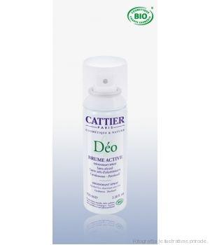 prirodni dezodorans bez alkohola i aluminija cattier
