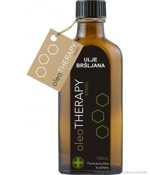 oleotherapy ulje bršljana, bršljanovo ulje kemig