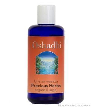 ulje za proširene vene i popucale kapilare precious herbs oshadhi