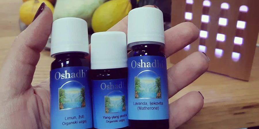 eterična ulja protiv visokog krvnog tlaka