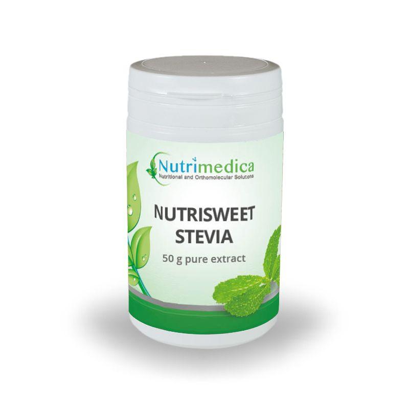 Nutrisweet Stevia - stevija kristali, prah - gdje kupiti, cijena, iskustva  - Nutrimdica