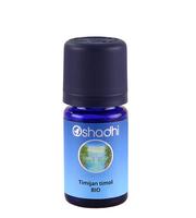 timijan kemotip timol eterično ulje oshadhi