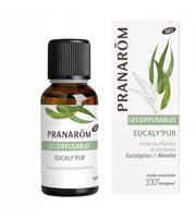 Eucaly'pur mješavina eteričnih ulja za dišni sustav pranarom