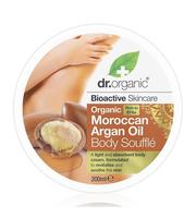 organski argan body souffle dr organic