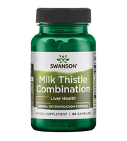 swanson milk thistle sikavica i drugo ljekovito bilje za zdravlje jetre