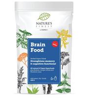 brain food - rodiola, brahmi, ginko, konoplja