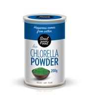 chlorella u prahu - alga klorela