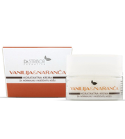 dr stribor hidratantna krema vanilija i naranča za sve tipove kože