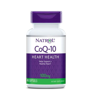 koenzim q10 kapsule 100 mg natrol