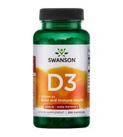 vitamin d3 kapsule swanson