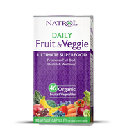 daily fruit & veggie natrol