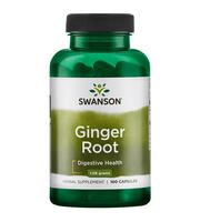 đumbir kapsule ginger root kapsule swanson