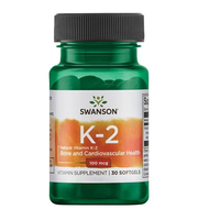 Vitamin K2 Swanson