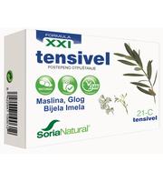 TENSIVEL kapsule za snižavanje visokog krvnog tlaka - soria natural