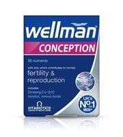 wellman tablete za plodnost i reprodukciju vitabiotics