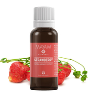 mirisni ekstrakt jagoda za izradu kozmetike