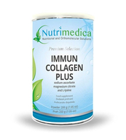 immun collagen plus nutrimedica