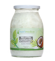djevičansko kokosovo ulje