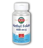 methyl folate tablete kal