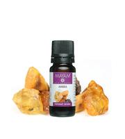 prirodni kozmetički miris amber