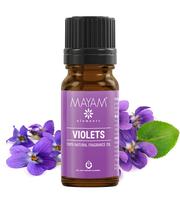 prirodni kozmetički miris violets - ljubičica