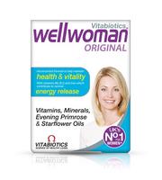 wellwoman original multi vitamini i minerali za žene