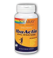 IbuActin Solaray kapsule protiv bolova