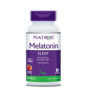 melatonin natrol fast dissolve