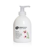tekući sapun za ruke green people - antibakterijsko djelovanje