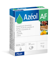 azeol af oleokapsule s eteričnim uljima PiLeJe PhytoPrevent