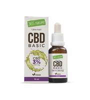 CBD ulje 3% 365 nature