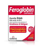 feroglobin kapsule željeza vitabiotics