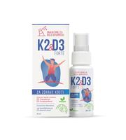 K2 D3 kapi - sprej - 365 Nature