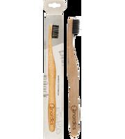 nordics četkica za zube od bambusa s aktivnim ugljenom