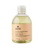 prirodni organski tekući sapun za ruke s mirisom agruma - citrusa