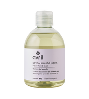 prirodni organski tekući sapun za ruke od lavande