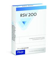 RSV 200 PiLeje - resveratrol - antioksidans i sagorijevač kalorija - za mršavljenje