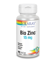 bio zinc kapsule solaray