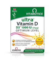 vitamin d3 ultra vitabiotics