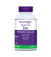 cink tablete - natrol zinc High Absorption