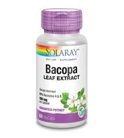 bacopa kapsule solaray - brahmi kapsule